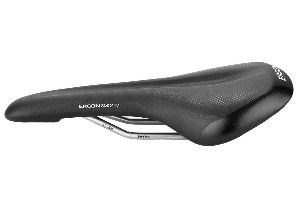 ergon smc4 m sattel sport gel black online bestellen bei. Black Bedroom Furniture Sets. Home Design Ideas